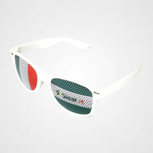 Occhiali da sole con lenti personalizzate